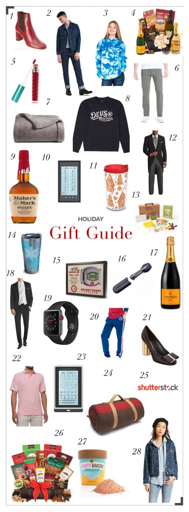 Holiday Gift Guide: Gifts for Everyone on Your List