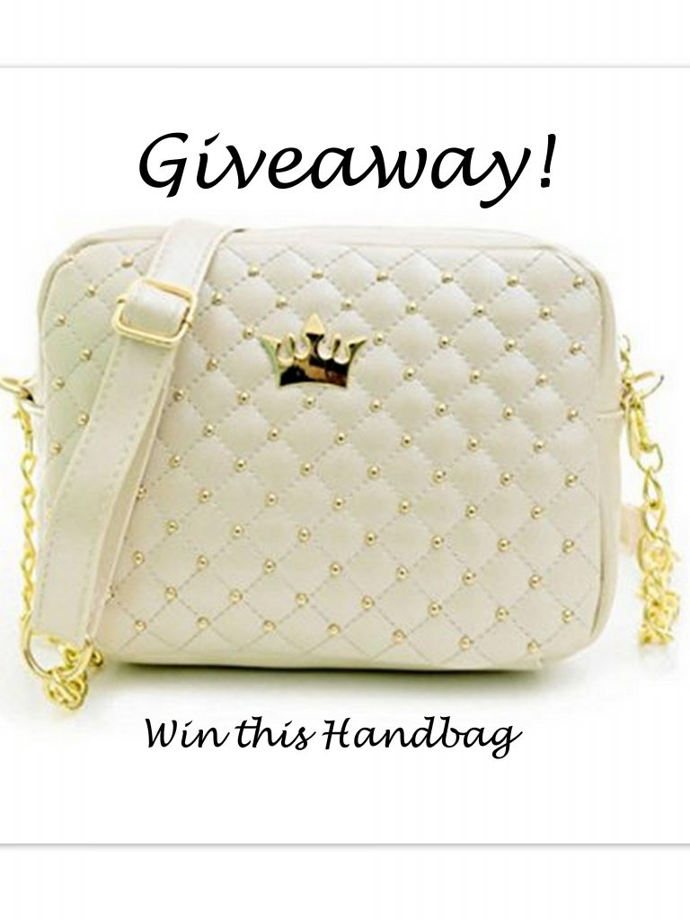 GIVEAWAY: Win this Chic Handbag