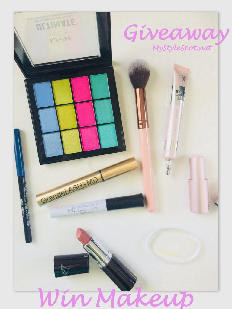 win a ton of makeup!