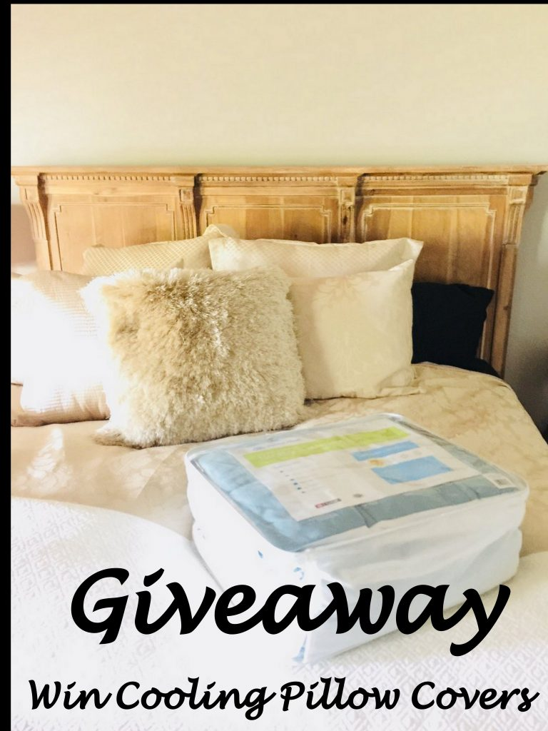 pillow covers giveaway