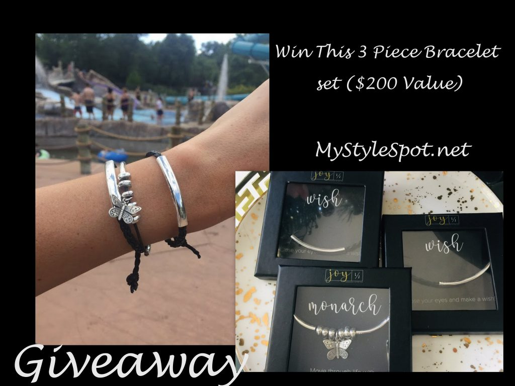 Giveaway: Win a $200 Lizzy James Bracelet Set + Tons of Other Prizes