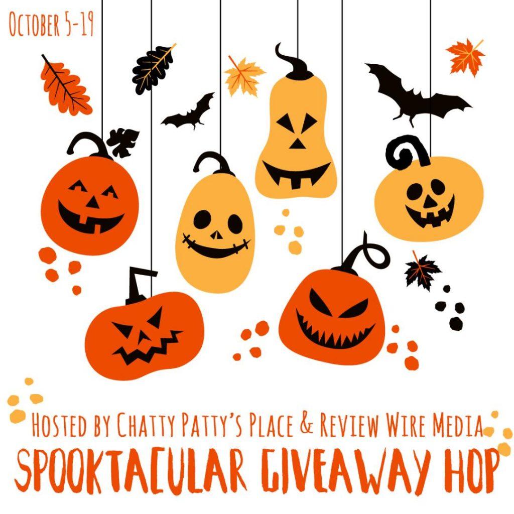 spooktacular blog giveaway hop