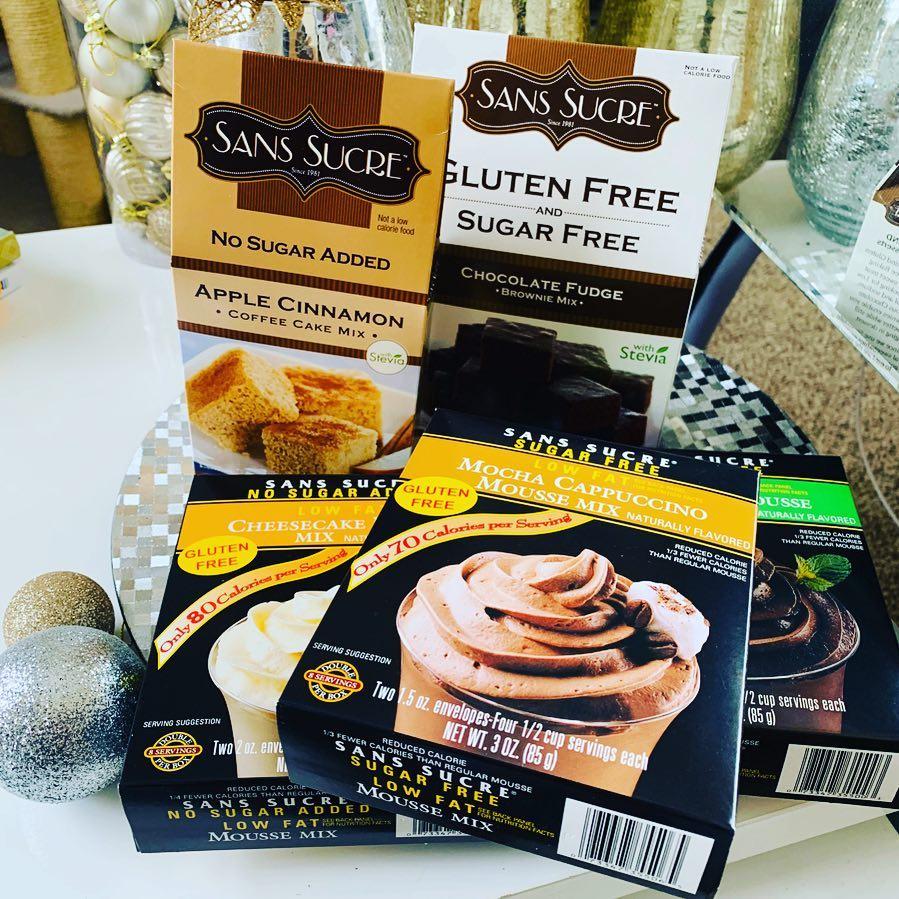 GIVEAWAY: Win Yummy Sugar-Free, Fat-Free, Gluten-Free Baking Mixes