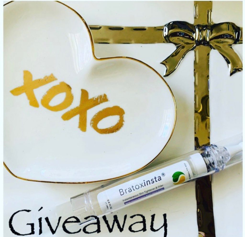 GIVEAWAY: Another Chance to Win Bratoxinsta to Quickly Diminish Wrinkles + WIN TONS of other prizes