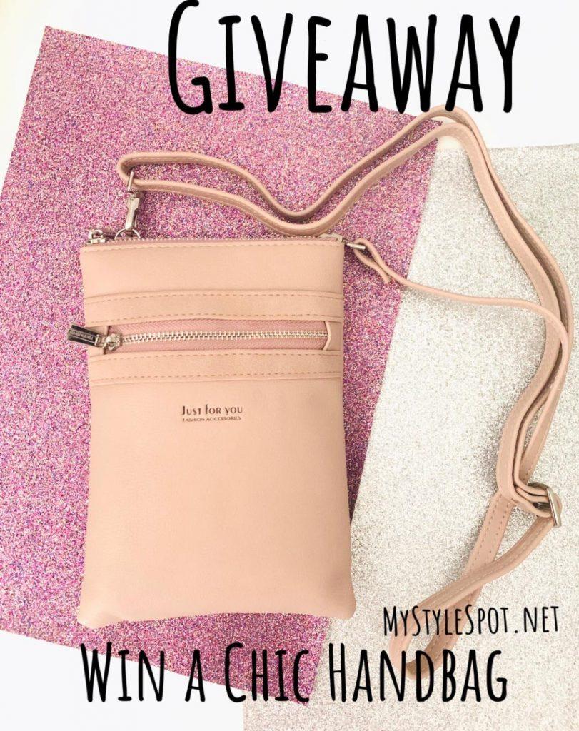 GIVEAWAY: Win a Chic Handbag