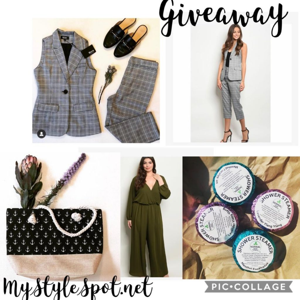 GIVEAWAY: Win an Awesome Fashion Prize (a $200 Value!)