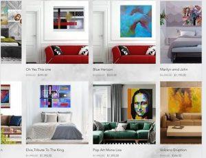 Enter to win $500 in art from brilliant Fine Art