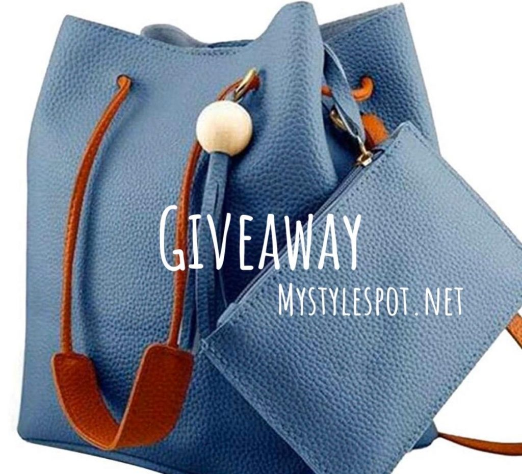 Enter to win a chic handbag + tons of other prizes