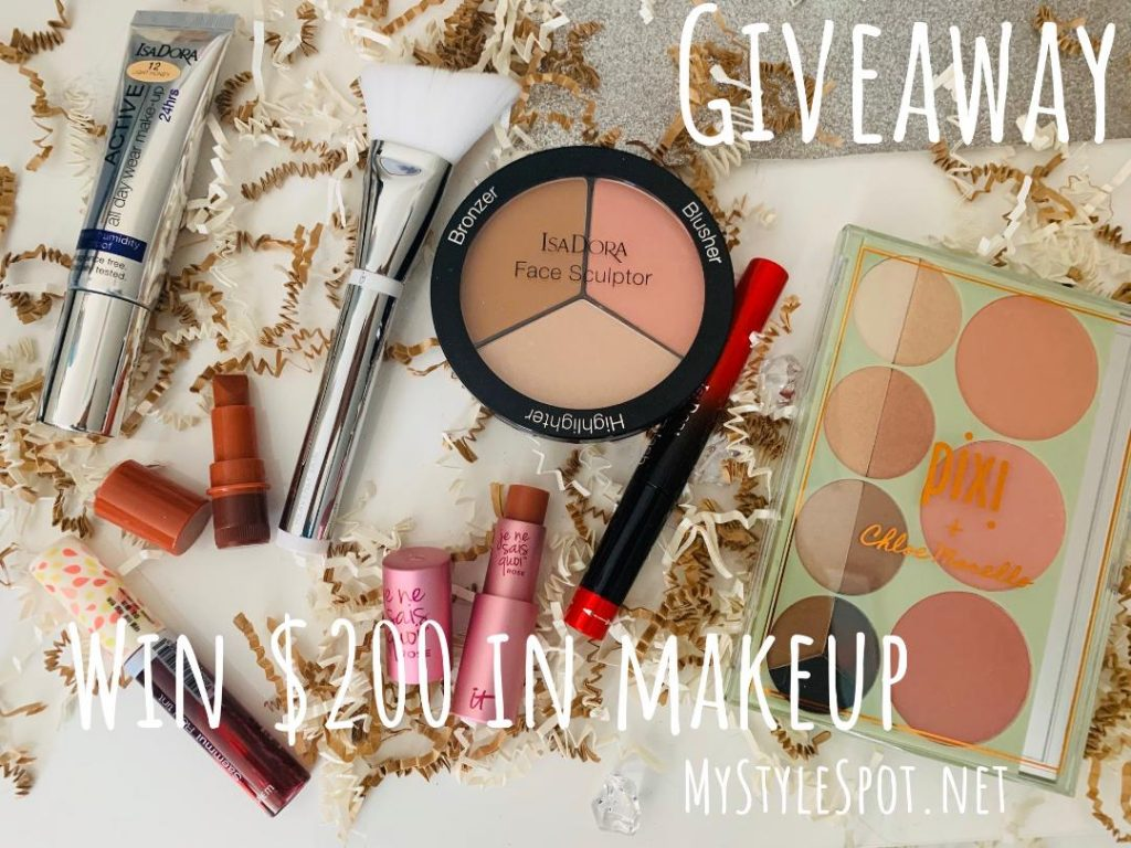 Enter to win $200 in makeup