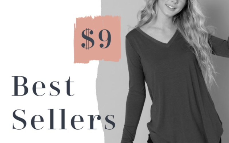 BOGO ladies tops $18 + Free shipping