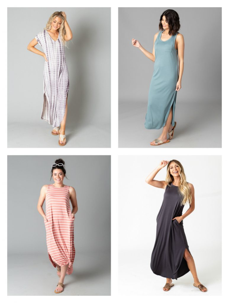 maxi dresses for just $7 each + FREE SHIPPING