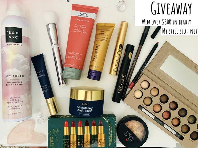 $300 makeup giveaway