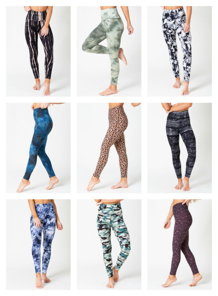 Leggings, Biker Shorts & Joggers 40% OFF Lowest Marked Price + FREE SHIPPING