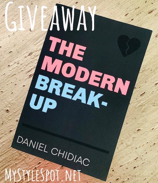 """Enter to win """"The Modern Break-up"""" By Daniel Chidiac"""