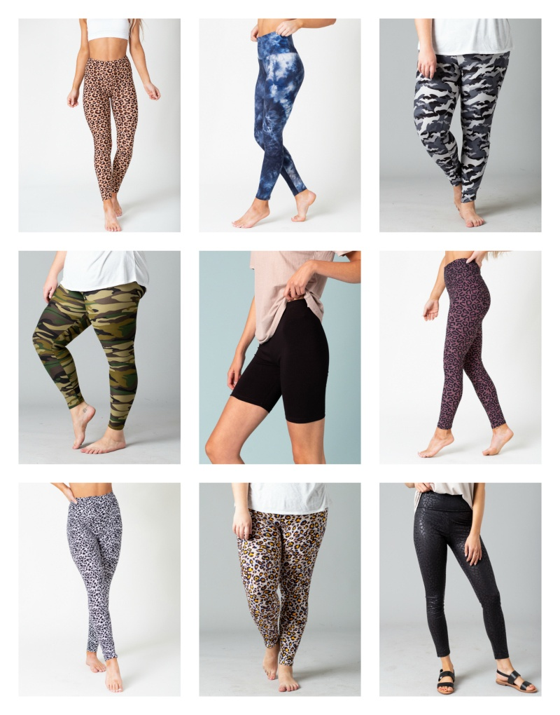 Leggings & Yoga Shorts $10 off the Lowest Marked Price + FREE SHIPPING