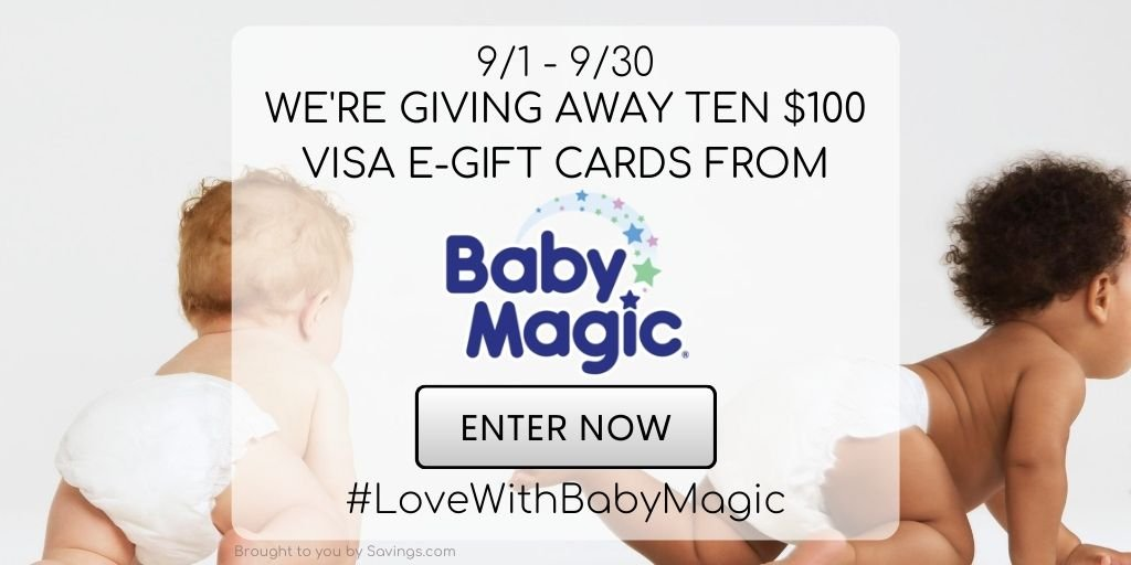 Enter to win a $100 visa gift card - 10 winners