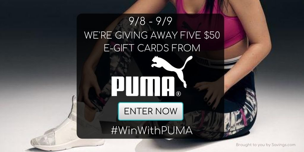 GIVEAWAY: Enter to Win a $50 Visa Gift Card - 5 WINNERS