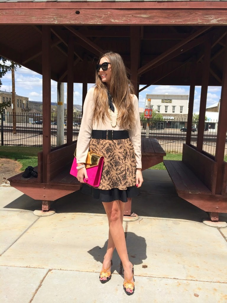A Solution To Too Short Skirts And Dresses And A Fabulous Dress Review From Sheinside Mystylespot