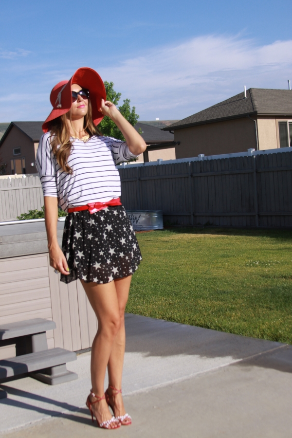Stars and Stripes- 4th of July Style