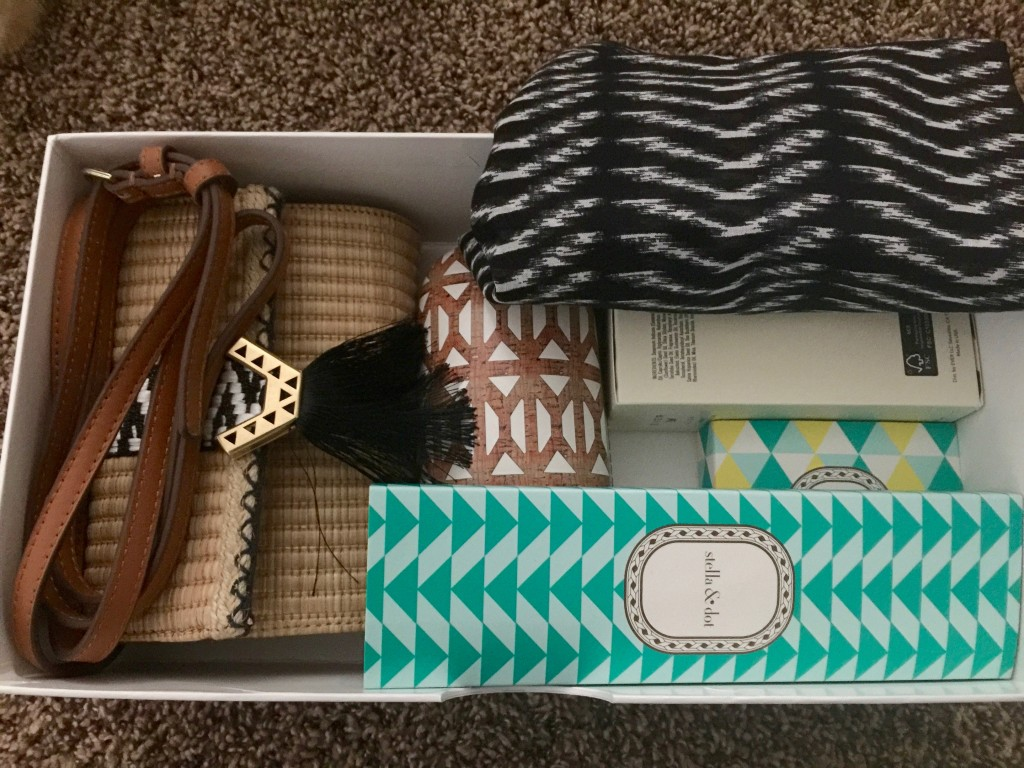 stella and dot accessories, jewelry, and skincare
