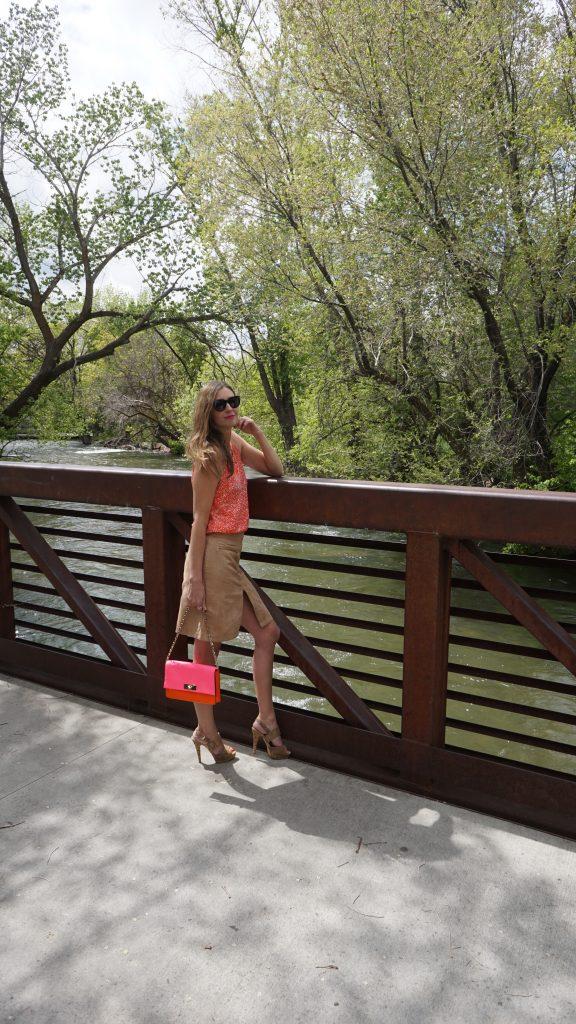 apricot fashion