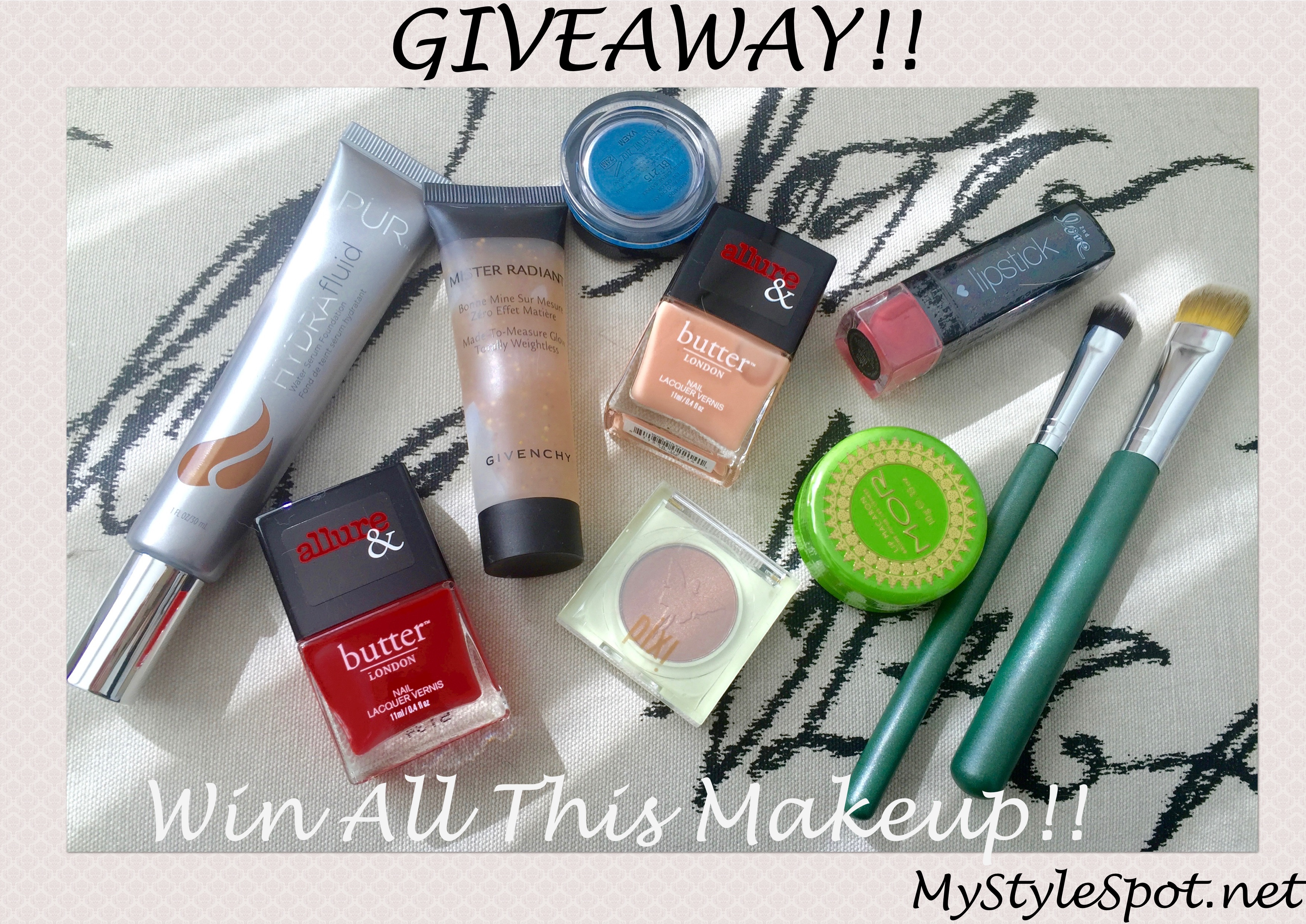 pur cosmetics giveaway giveaway win over 150 in makeup mystylespot 8213