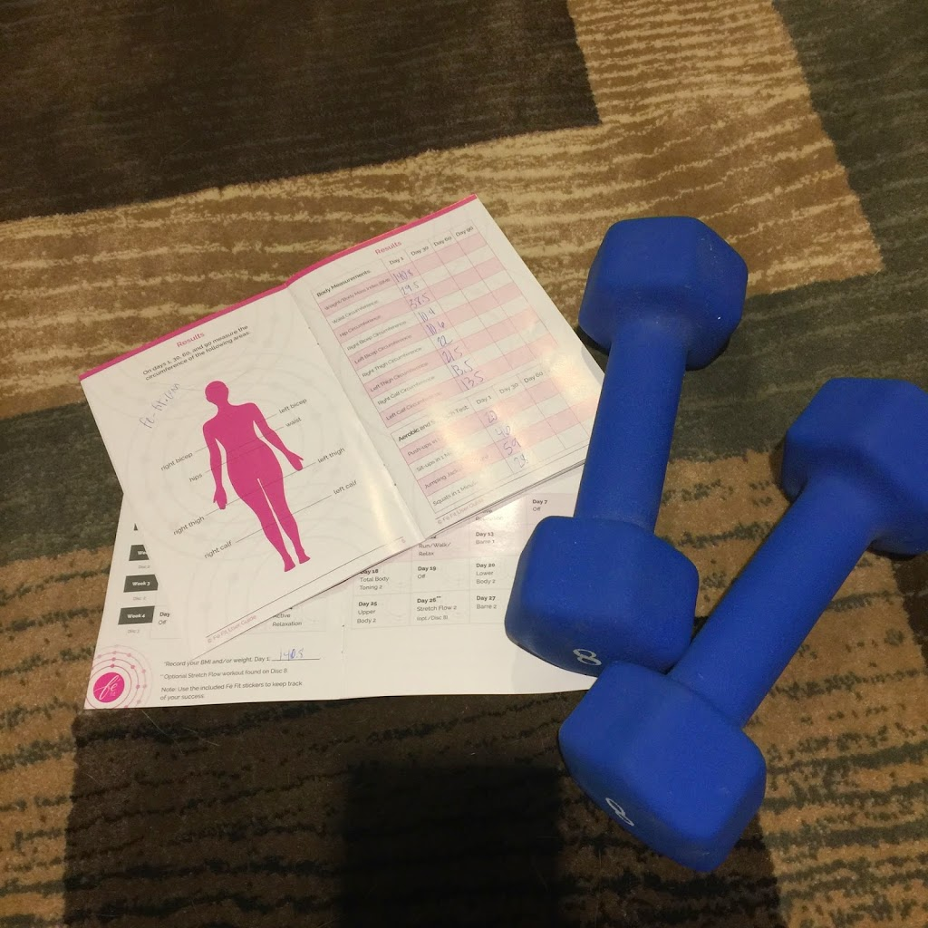 Get the Body You Always Wanted: A Time Saving, Fabulous, Inexpensive Fitness Program You Need to Try: Fe Fit