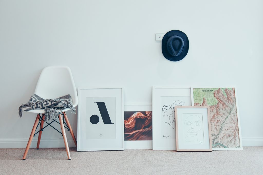 Creative Ways to Bring a Dash of Art into Your Home
