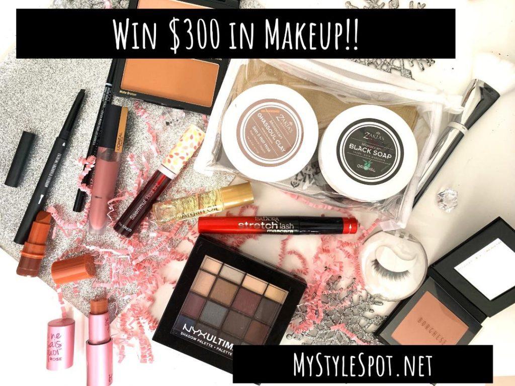 GIVEAWAY: Win $300 in Makeup