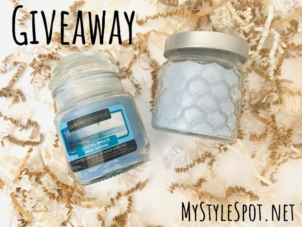 GIVEAWAY: Win a Chic Mini Candle Set