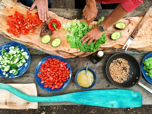 Simple, Healthy Recipes for Home Cooking