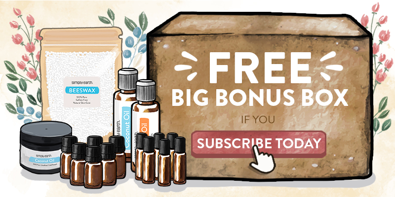 Get $227 worth of essential oil for just $39 Plus a FREE Big bonus Box and Essentail Oil Diffuser