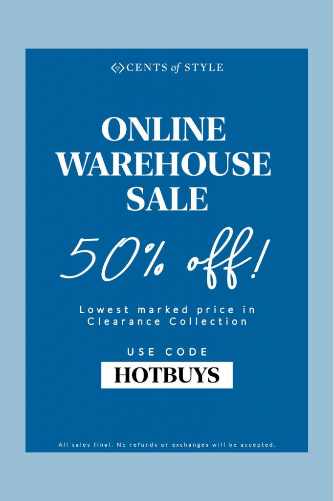 Clearance Sale 50% OFF lowest marked price + FREE SHIPPING!