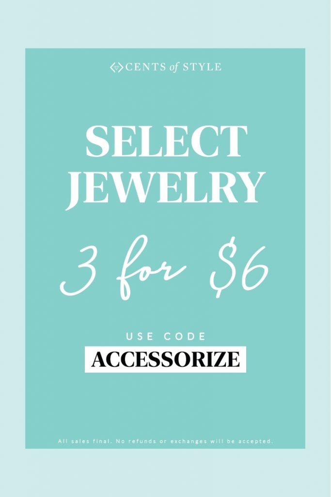 3 FOR $6 Jewelry + FREE SHIPPING