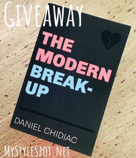 "Enter to win ""The Modern Break-up"" By Daniel Chidiac"