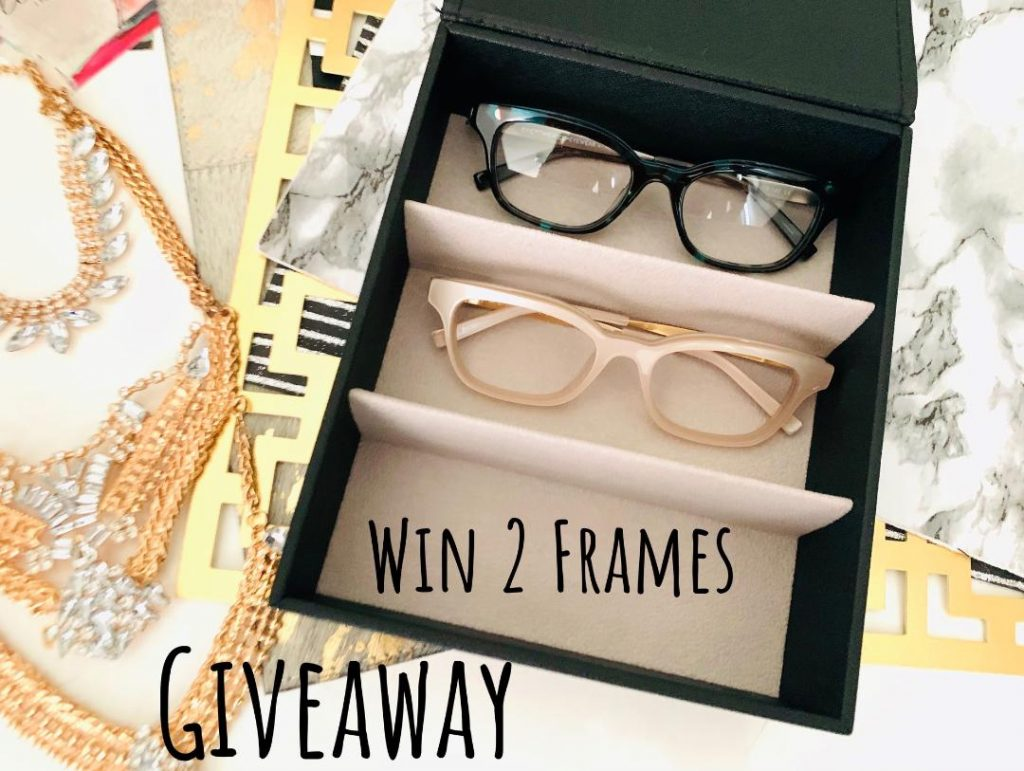 GIVEAWAY: Enter to Win 2 Pair of Eyeglass Frames from Empowered Eyewear