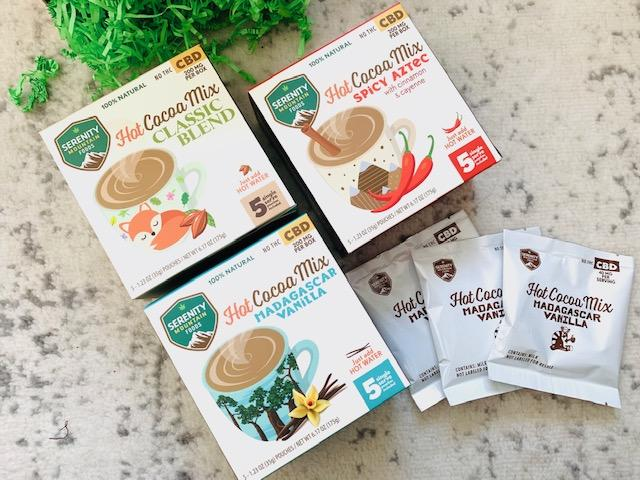Serenity Mountain Foods Hot Cocoa with CBD Review