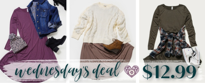 BLACK FRIDAY Fashion Deal: Swing Dress $12 + Styling Tips