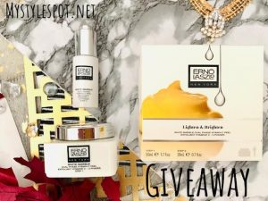 GIVEAWAY: Enter to Win Erno Lazlo Anti-Aging Skincare (a $376 Value!)
