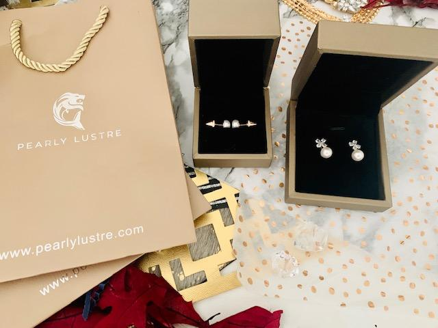 Gifts for Her: The Modern, Beautiful Genuine Pearl: Pearly Lustre
