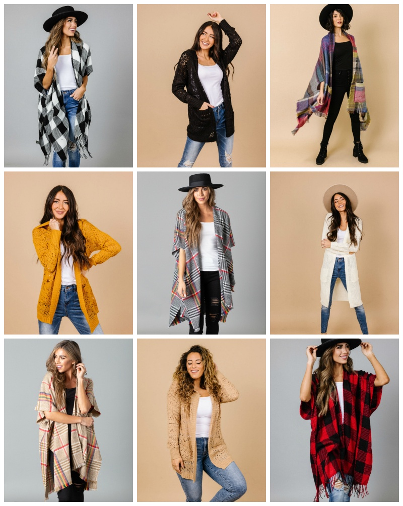 Cardigans & Kimonos 50% OFF - Starting at Under $10