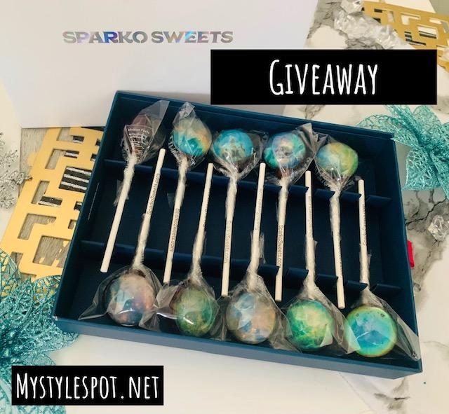GIVEAWAY: Enter to Win Sparko Sweets Lollipops