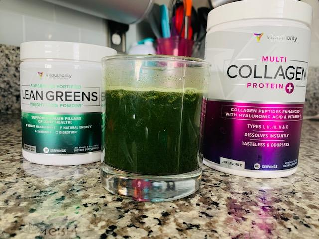 Vitathority Lean Greens & Collagen Review