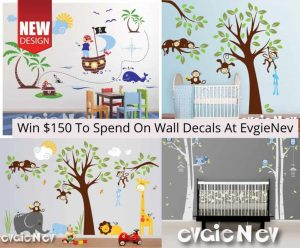 Enter to Win $150 in Home Decor