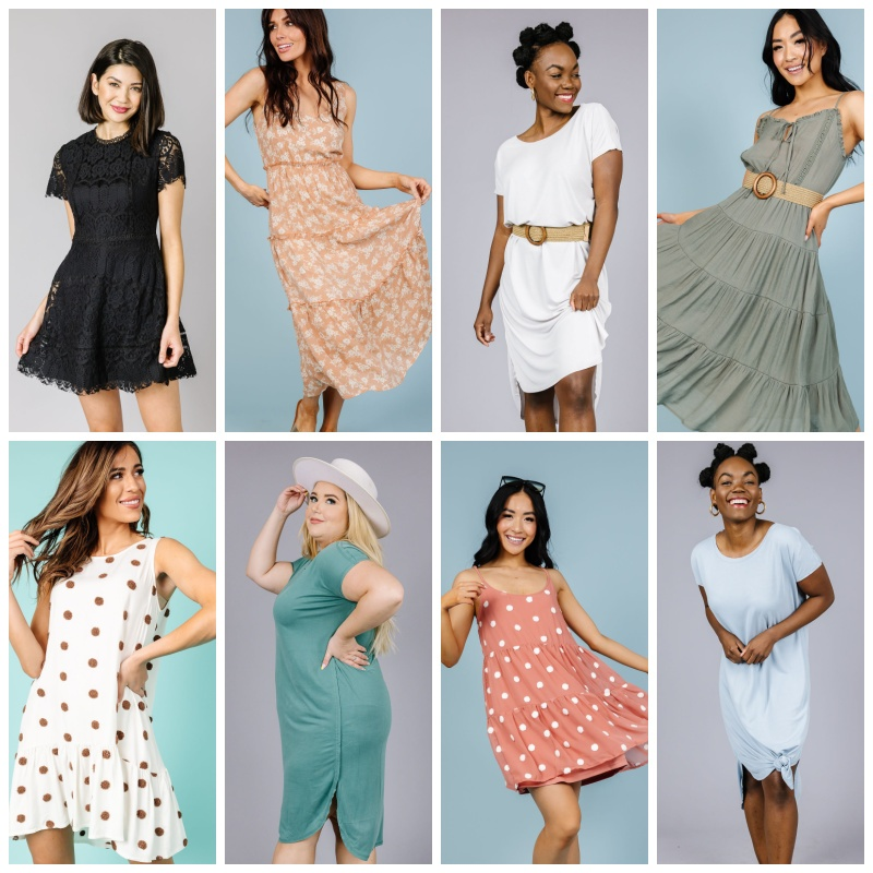 Women's Summer Dresses - Extra 20% OFF Lowest Marked Price (Starting at $16!)