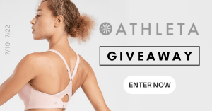 GIVEAWAY: Enter to Win a $250 Athleta Gift Card -2 WINNERS