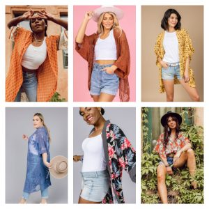 Kimonos 60% Off the Lowest Marked Price - Styles Starting at $10