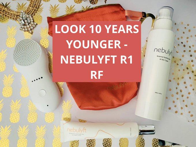 10% off antiaging: NEBULYFT R1 RF
