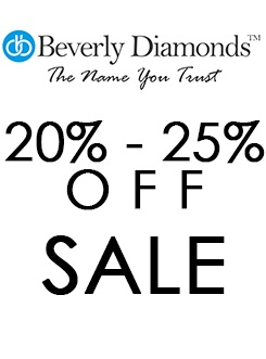 Get $100 off Fine Jewelry from Beverly Diamonds