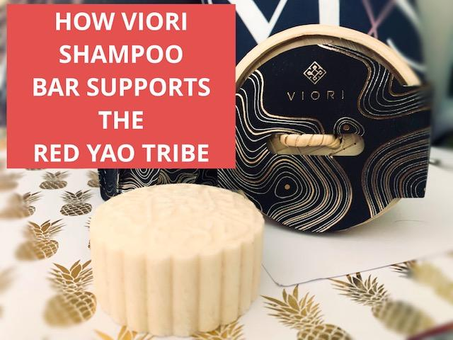 Get 15% Off Your Order at Viori - Shampoo and Conditioner Bars- and support the Red Yao Tribe!